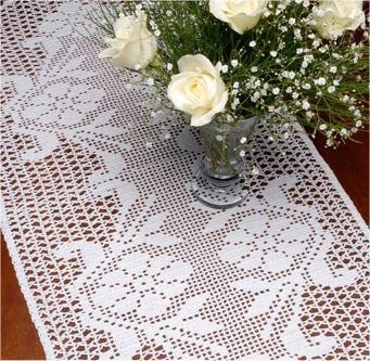 Crochet modele gratuit napperon only new crochet patterns - Ouvrages au crochet avec explication ...