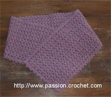 2d691c37a4b Crochet debutant echarpe - l atelier couture