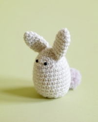 Amigurumi lapin tricot 1/3 / Miss Bunny amigurumi knit (english subtitles)  - YouTube | 250x201